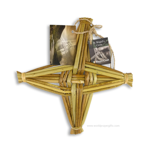 "10.5"" Celtic Saint Brigid's Cross"