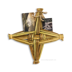 "8"" Celtic Saint Brigid's Cross"