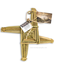 Saint Brigid's Cross - 11 Inch