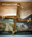 6″ St Brigid's Woven Cross | Irish Handmade Saint Brigid's Cross