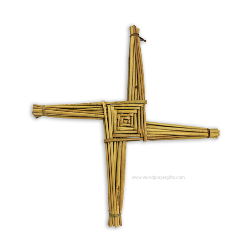 "20"" Saint Brigid's Cross"
