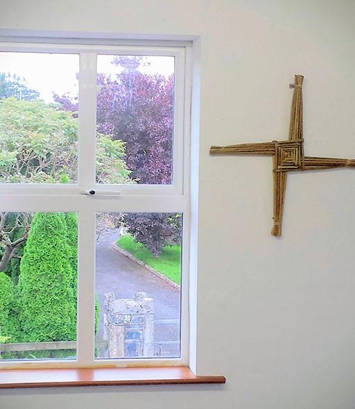 Buy Extra Large Saint Brigid's Cross Online