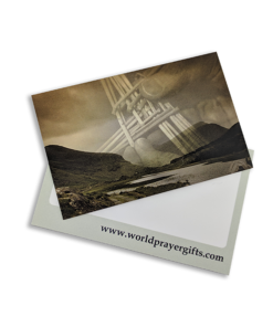 World Prayer Gifts - Complimentary Gift Card