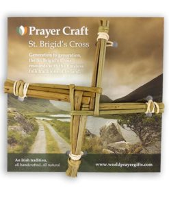 Handwoven Saint Brigids Cross - 6 | Handmade in Ireland
