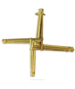 Handmade Saint Brigid's Cross | 8