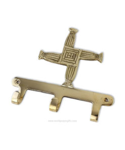 Saint Brigid's Cross Key Rack