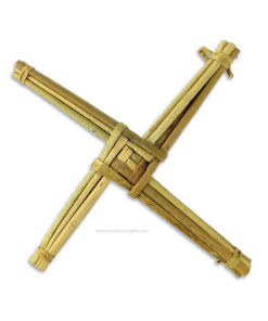 Saint Brigid's Cross 8""