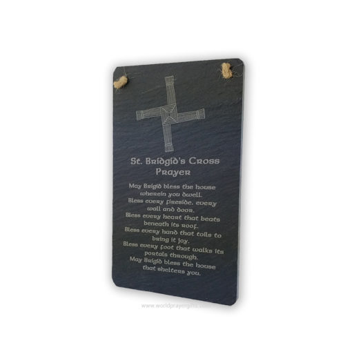 Saint Brigid's Cross Prayer