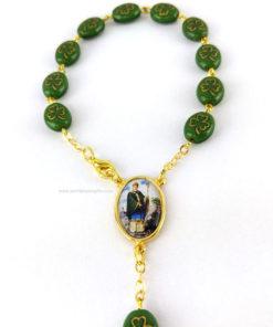Saint Patrick Rosary Beads